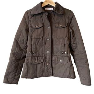 Zara Woman quilted jacket